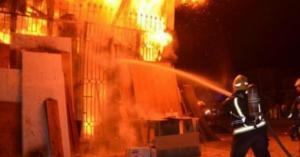 فاجعة في اربد.. وفاة طفلين وإصابة والدتهما إثر حريق منزلهم