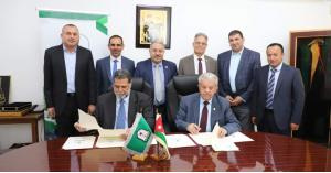 توقيع مذكرة تفاهم بين جامعة اليرموك وجمعية أصدقاء التراث الأردنية