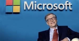 بعد 45 عاما .. بيل غيتس يودع مايكروسوفت نهائيا