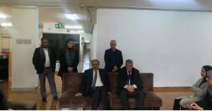 رئيس الجامعة الأردنية يتفقد السكنات الداخلية للطالبات