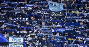 مباراة كرة قدم متهم بتفشي كورونا في إيطاليا