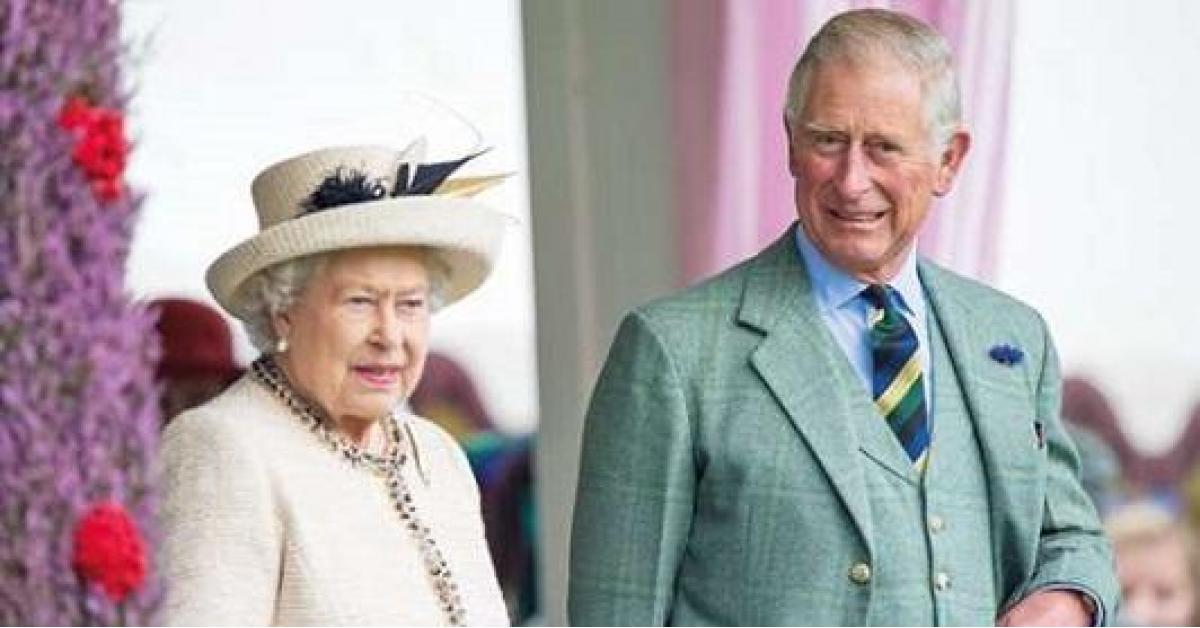 الملكة إليزابيث التقت الأمير المصاب بكورونا