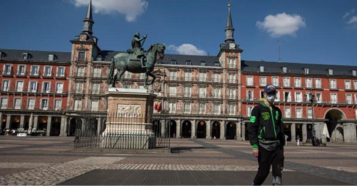 إسبانيا تتجاوز الصين بعدد وفيات كورونا