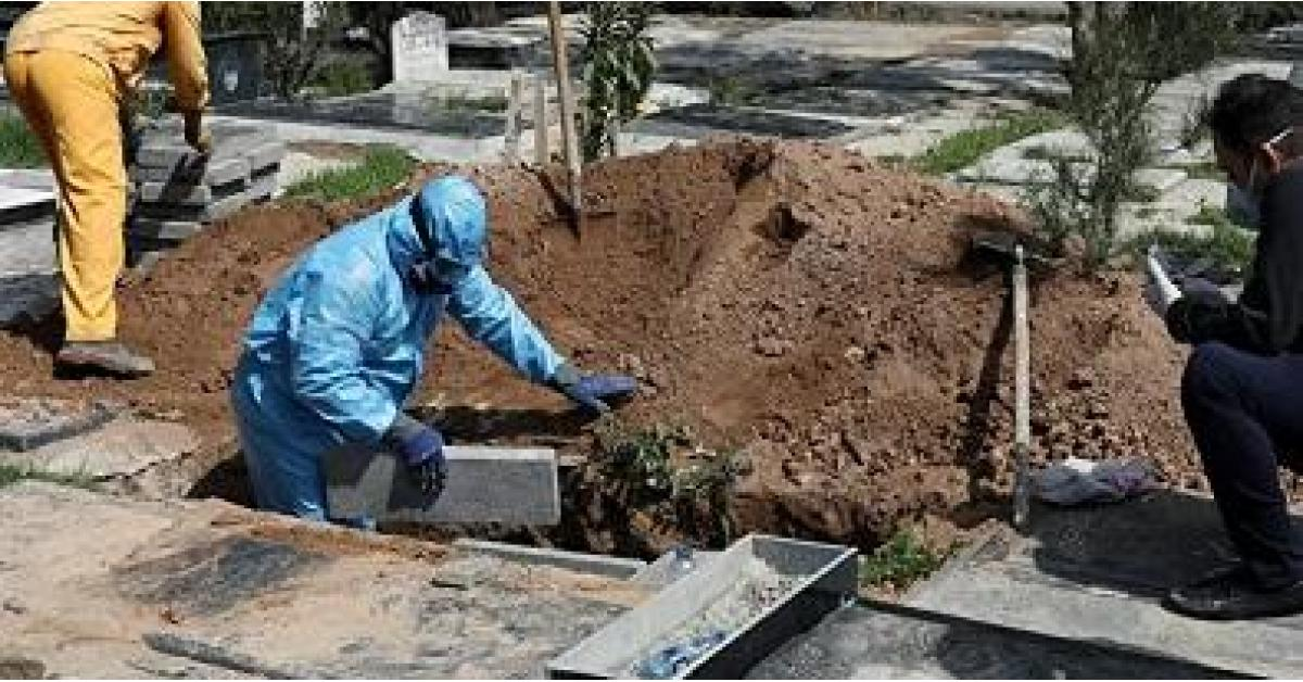 جثة متوفى بكورونا تثير جدلا في العراق
