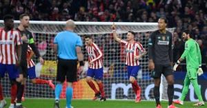 أتلتيكو مدريد يخفض رواتب لاعبيه بسبب كورونا