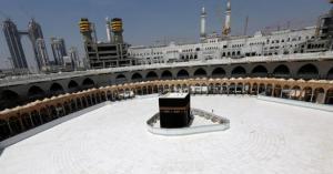 حظر تجول شامل في مكة المكرمة والمدينة