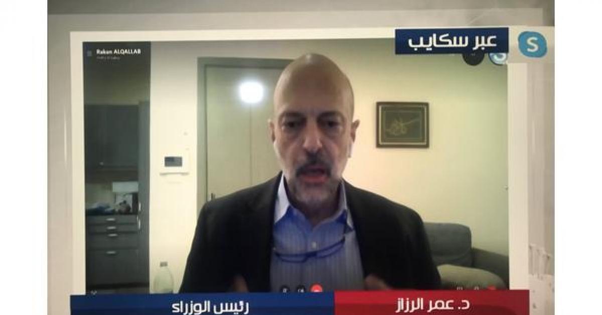 الرزاز يتحدث عن آخر تطورات فيروس كورونا في الأردن