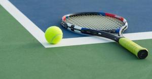 شاهد كرة المضرب في زمن كورونا.. فيديو
