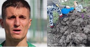 لاعب كرة قدم يقتل ابنه بسبب كورونا