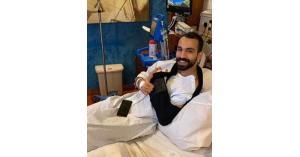 جراحة ناجحة لمهاجم الأردن