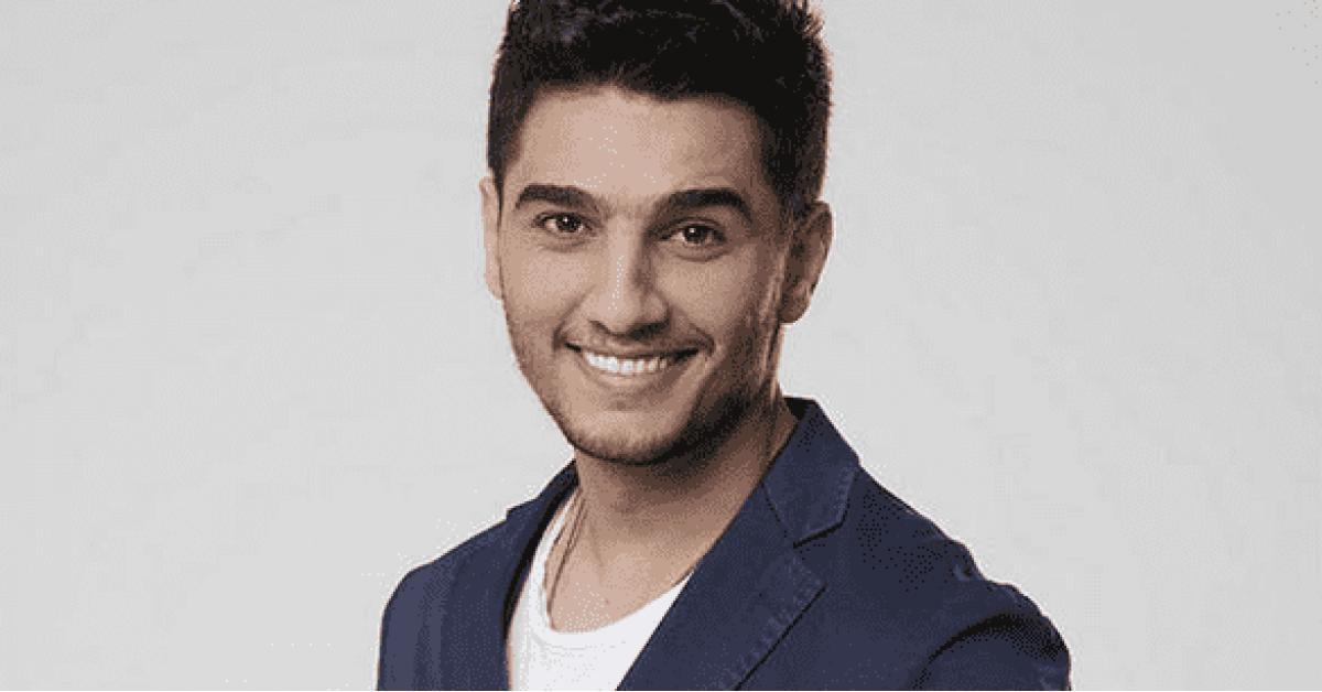 محمد عساف مرشح لقائمة أجمل 100 وجه لـ 2020