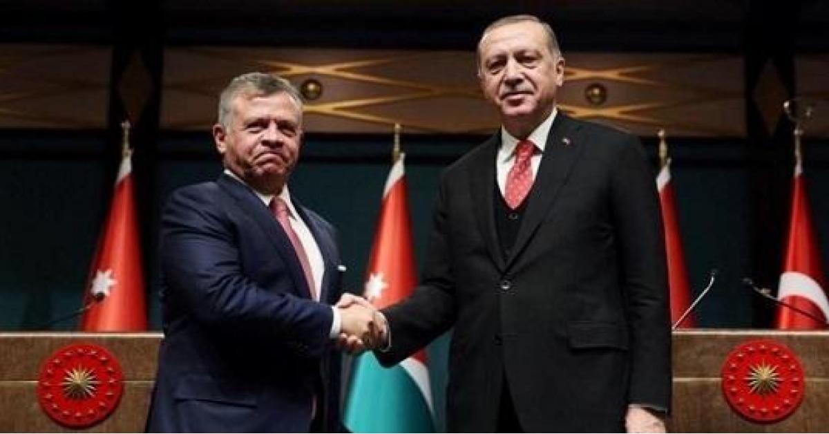اردوغان يُهاتف الملك