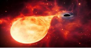 الكشف عما سيحدث إذا اقتربت من ثقب أسود