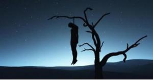 جثة على شجرة في معان