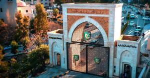 أمناء البلقاء التطبيقية يرعى إطلاق مغناة البلقاء شمس الجامعات بمناسبة عيد الاستقلال