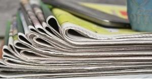 عودة إصدار الصحف المطبوعة الثلاثاء