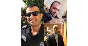 تهنئة لكل محمد الدعجة ومحمد الزوايدة وطارق قبيلات بمناسبة الترفيع