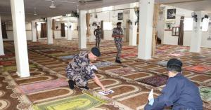 الأردنيون يؤدون صلاة الجمعة في مختلف مساجد المملكة