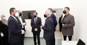 العيسوي يزور مشروع تأهيل مبرة أم الحسين بلواء ماركا