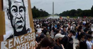 واشنطن تستعد لمظاهرة مليونية