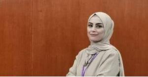 الدكتورة زهر علي الساعي الف مبروك الدكتوراة