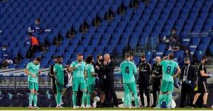 قائمة مباراة ريال مدريد ضد مايوركا