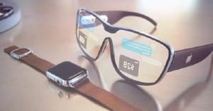 تفاصيل نظارة أبل الذكية
