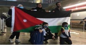 إجلاء 27 أردنياً وفلسطينياً من جنوب إفريقيا الليلة