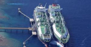 استبدال سفينة غاز تكلف الأردن 50 مليون دينار سنويا ببناء محطة أرضية