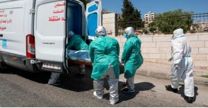 حصيلة وفيات كورونا في فلسطين ترتفع