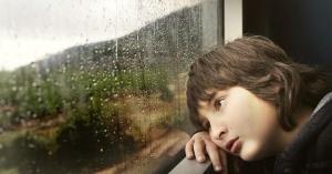 ترك طفله في قطار ووضع اللوم على زوجته