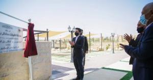ولي العهد يفتتح نادي المتقاعدين العسكريين في معان