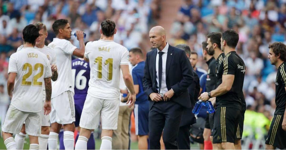 طبيب ريال مدريد ينقذ الفريق من كارثة
