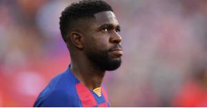 أومتيتي يحسم مصيره مع برشلونة