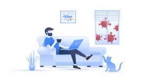 شركات عالمية ستواصل العمل من المنزل حتى العام 2021 .. أو للأبد .. اسماء
