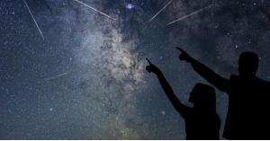 سماء الأردن تشهد زخات من الشهب اعتبارا من 11 آب