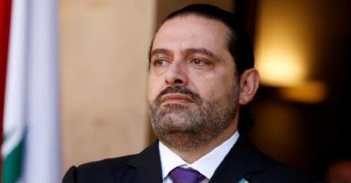 """اول تصريح لـ """"سعد الحريري"""" بعد انفجار مرفأ بيروت"""