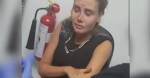 نجوم لبنانيون تضرروا بانفجار بيروت.. فيديو