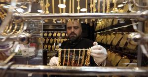 ارتفاع قياسي وكبير للذهب بالأردن