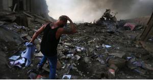 ارتفاع حصيلة قتلى الانفجار في لبنان إلى 154