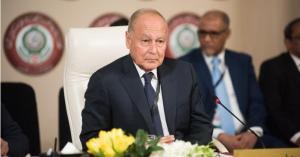 أبو الغيط: الدول العربية ستتحرك لدعم لبنان