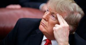 ترامب يغادر مؤتمرا عقب إطلاق نار
