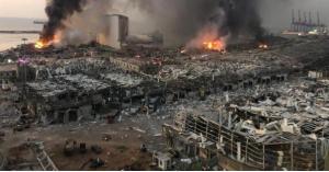 70 ألف منزلا متضررا بانفجار مرفأ بيروت