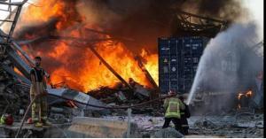 حصيلة جديدة لضحايا انفجار بيروت