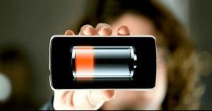 أسباب تجعل بطارية هاتفك تفرغ بسرعة