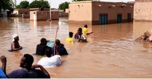 أمطار غزيرة تضرب السودان واستمرار للفيضانات