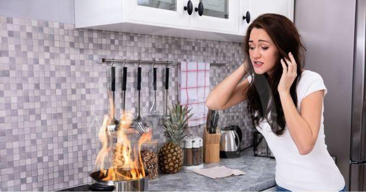 طرق فعالة لإزالة حروق أواني الطهي