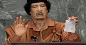 هل تنبأ معمر القذافي بفيروس كورونا.. فيديو