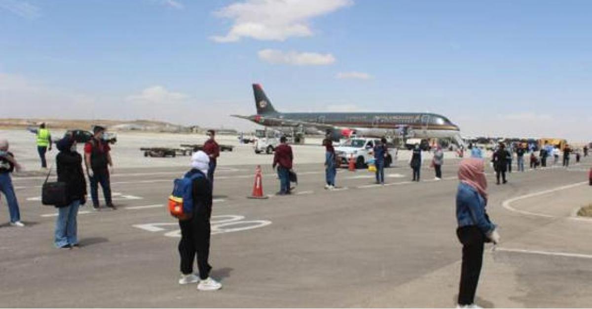 الأردن يُحدّث قائمة الدول التي يستقبل منها طيران   سما ...