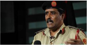 مُتحدِّث الجيش الليبي يُعلن عن هُوية زوجة أمير